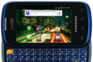 cricket samsung android qwerty 2000