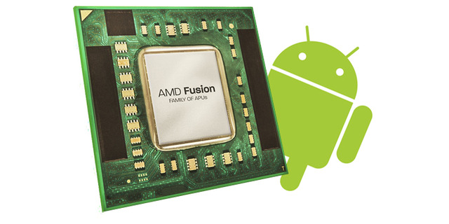AMD Brazos Android