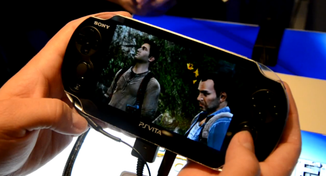 Uncharted for PlayStation Vita hands-on at E3 2011
