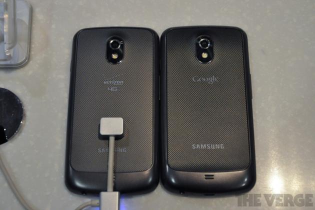 Galaxy Nexus (LTE)