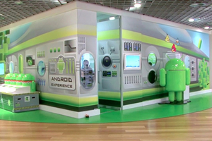 Androidland storefront 
