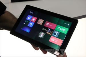 Tegra 3 Windows 8 tablet