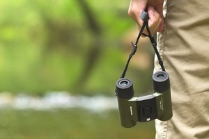 Olympus binoculars