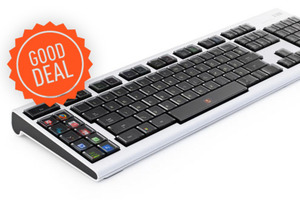 Good Deal: Optimus Keyboard