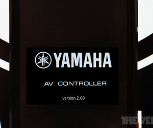 Yamaha AV Controller app 2.0 update