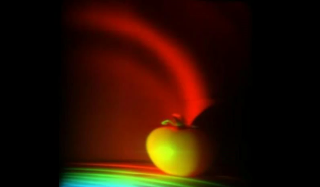 Fast Camera on Fruit