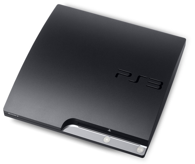 PlayStation 3 Slim - no other OS