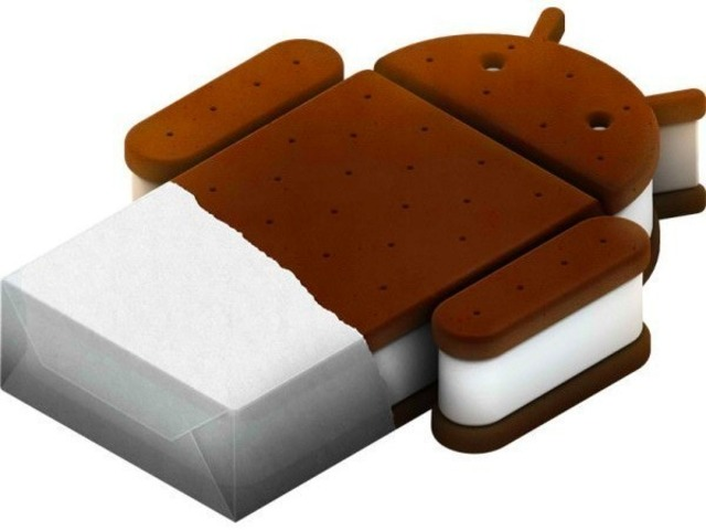 android ice cream sandwich logo