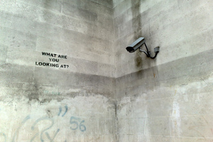 Bansky CCTV Surveillance 