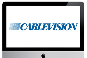 Cablevision iMac