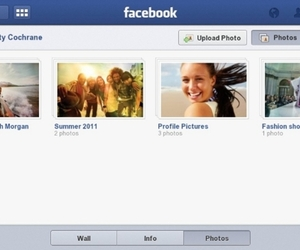 BlackBerry Facebook v2.1