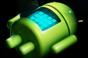 Android 4.0 Ice Cream Sandwich Bootloader
