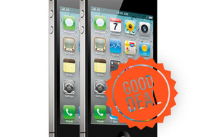 iPhone 4 BOGO Good deal