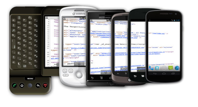 mobile web fragmentation