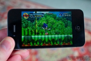 sonic iphone