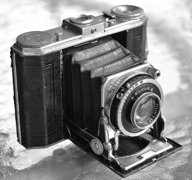 Kodak camera FLICKR