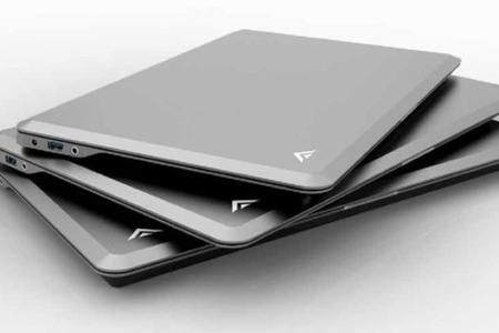 Gallery Photo: Vizio ultrabooks and all-in-one PCs