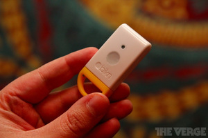 Gallery Photo: Bikn iPhone locator hands-on pictures