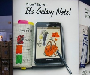 AT&amp;T Galaxy Note