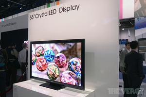 Sony Crystal LED hero