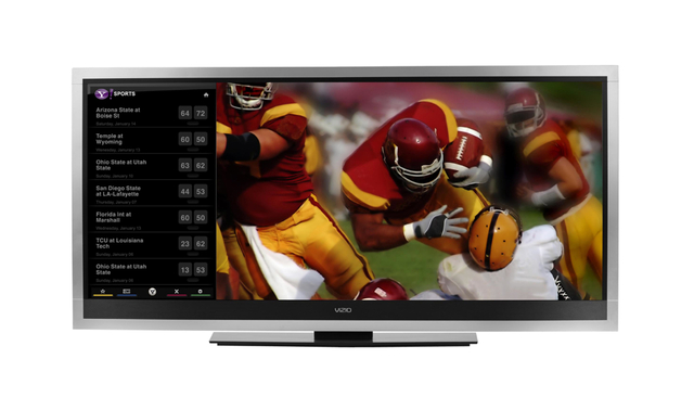 Vizio CinemaWide HDTV press photo