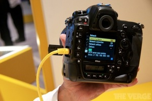 Nikon D4 Network controls