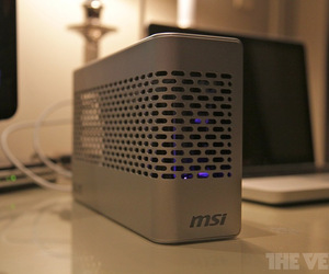 Gallery Photo: MSI GUS II hands-on