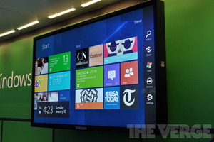 Gallery Photo: Windows 8 build 8175 hands-on pictures