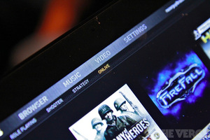 Gallery Photo: OnLive on Razer Project Fiona pictures