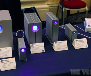 Gallery Photo: LaCie's external storage lineup at CES 2012 (pictures)