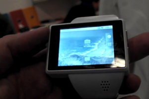 Android watch at CES
