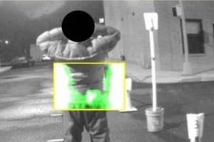 NYPD Terahertz wave gun detection