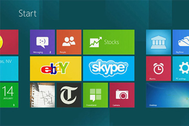 Skype Windows 8