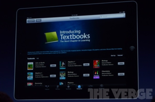 Apple Textbooks