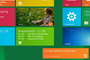 Windows 8 mobility