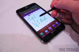 Galaxy Note for AT&T
