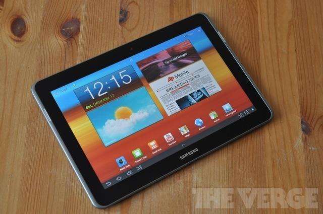 Samsung GT-P3100 посягнет на лидерство Kindle Fire?