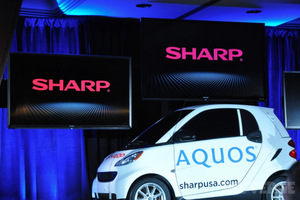 Sharp CES watermarked