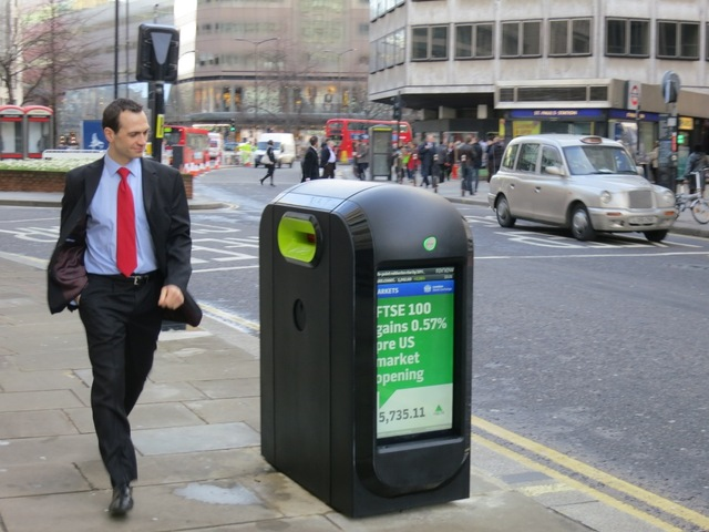 Renew recycling pod