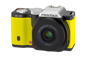 Pentax K-01