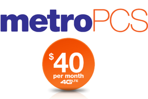 MetroPCS $40 unlimited plan