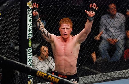 UFC 143 RESULTS: Ed Herman submits Clifford Starks in the first ...