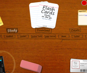 FlashCards Chrome