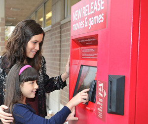 Redbox Kiosk Stock