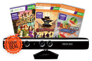 Kinect Bundle Good Deal