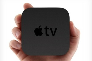 Apple TV (with hand)