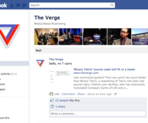 the verge facebook
