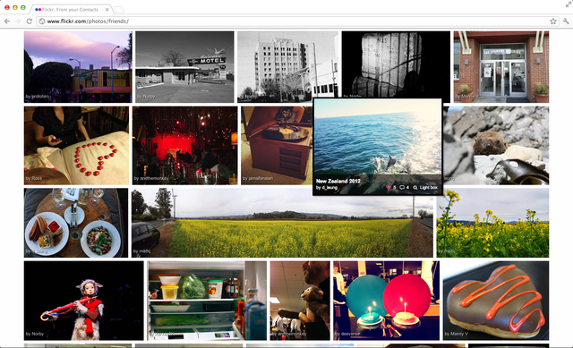 flickr redesign 640