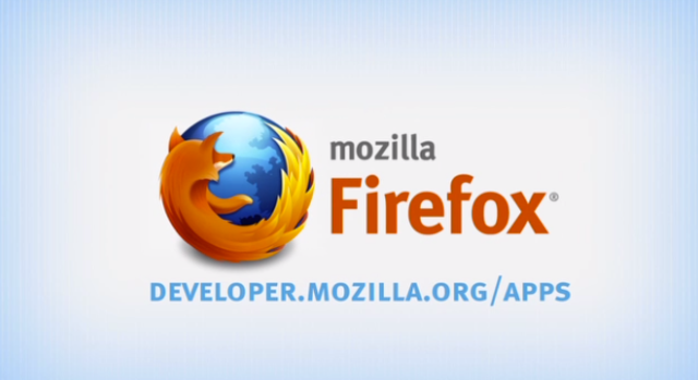 Mozilla Web Apps