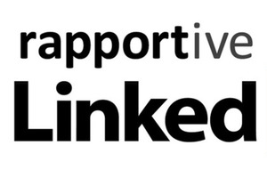 Rapportive LinkedIn logos